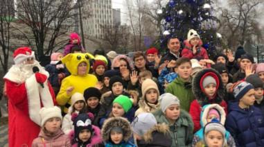 Андрій Стріхарський привітав дітей зі святом