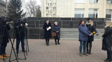 Проблема з бродячими собаками в місті Городище