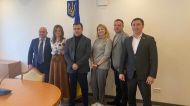 Збори депутатської групи Верховної Ради України з міжпарламентських зв'язків Україна-Швейцарія