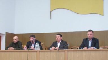 Зустріч iз виборцями на Тальнівщині
