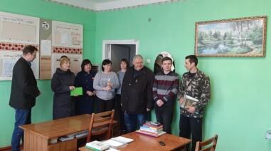 Робоча зустріч у Таганчанській ОТГ