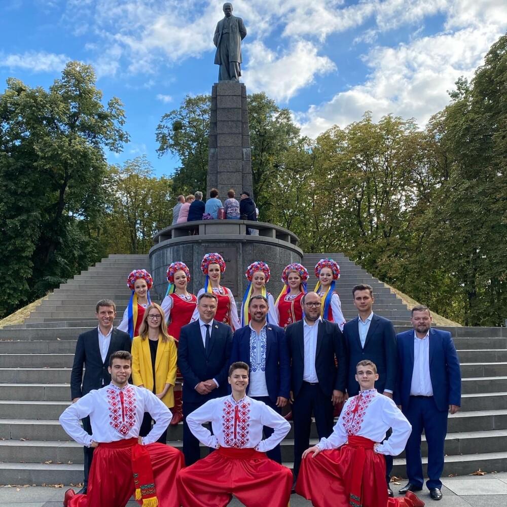 Андрій Стріхарський взяв участь у Стратегії розвитку Черкащини на 2021-2027 роки