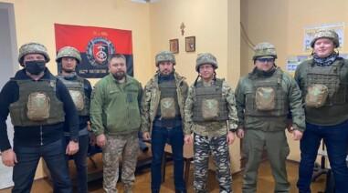 Андрій Стріхарський: Сьогодні ночуємо на лінії розмежування разом із нашими захисниками