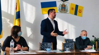 Перше засідання Городищенської міської ради VIII скликання