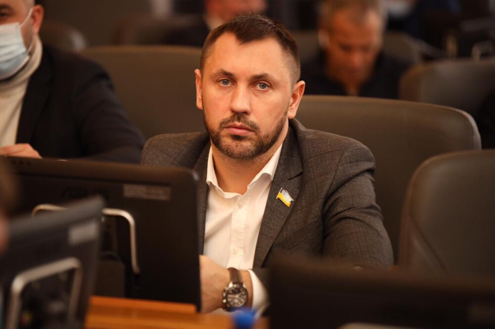 Стріхарський став співголовою робочої групи з підготовки законопроекту щодо реформи сфери поховання