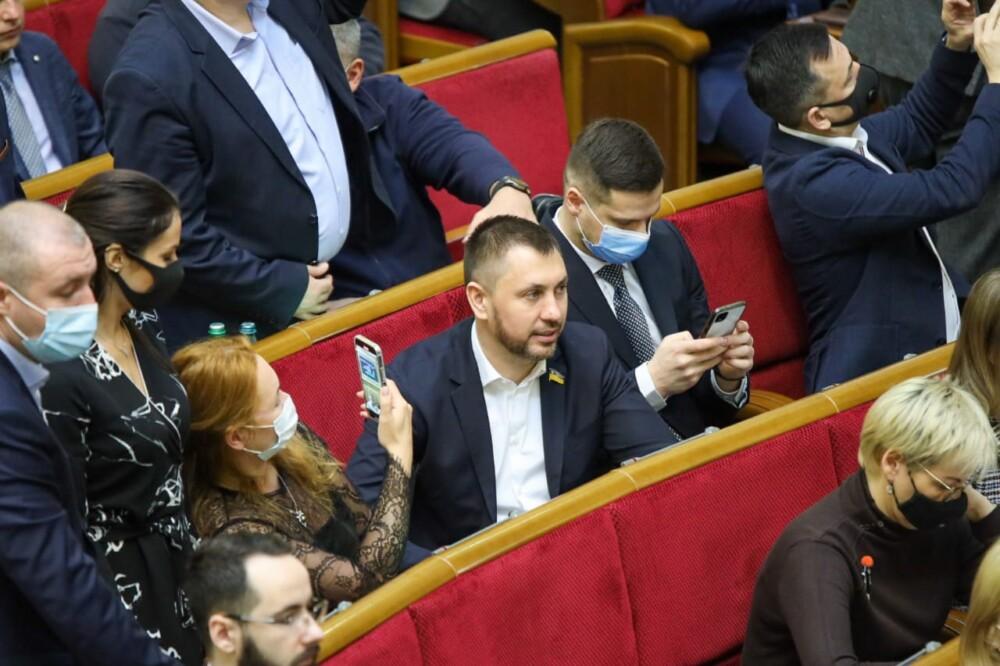 Андрій Стріхарський: Закон про державну службу
