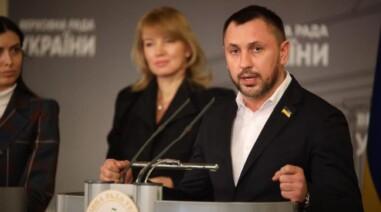 Стріхарський: захистити українців, які вкладають кошти в купівлю квартири, допоможе законопроект
