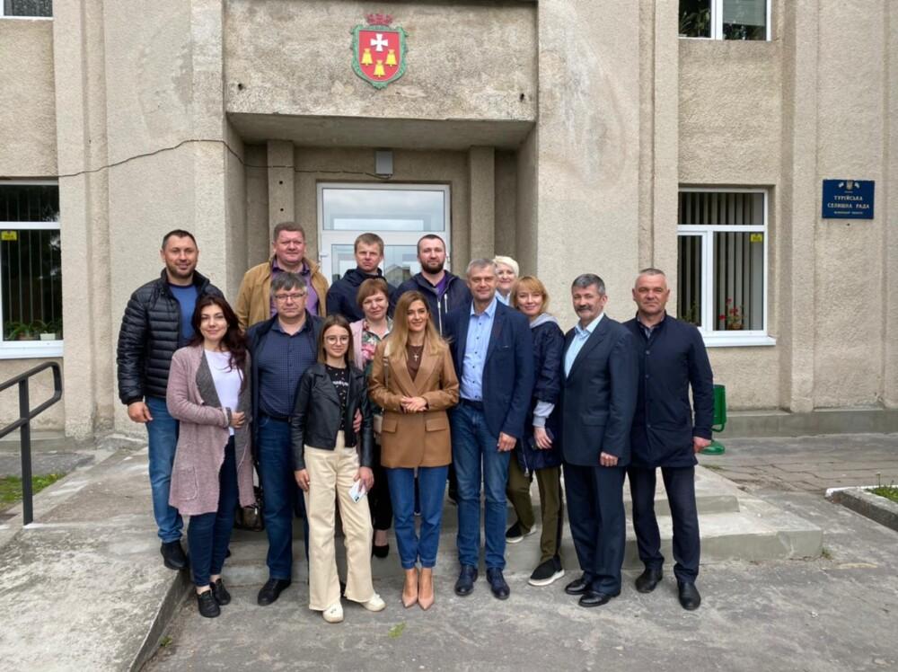 Андрій Стріхарський взяв участь у Волинській регіональній платформі щодо становлення органів місцевого самоврядування