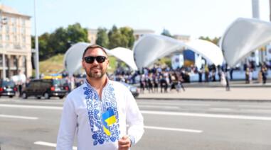 Звернення народного депутата Андрія Стріхарського до виборців, з нагоди Дня Незалежності України.