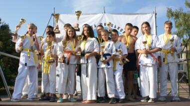 Під патронатом Андрія Стріхарського пройшов спортивний фестиваль в м. Городище